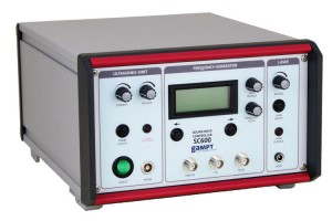 cw generator SC600 for the generation of continuous ultrasonic waves